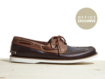 Exclusive Boat Shoe, £99.99