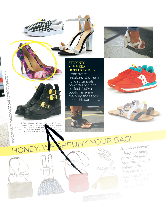 Grazia Feat. Ultimate Ankle Boot