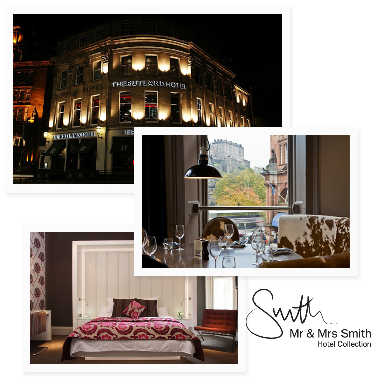 Mr and Mrs Smith Hotel