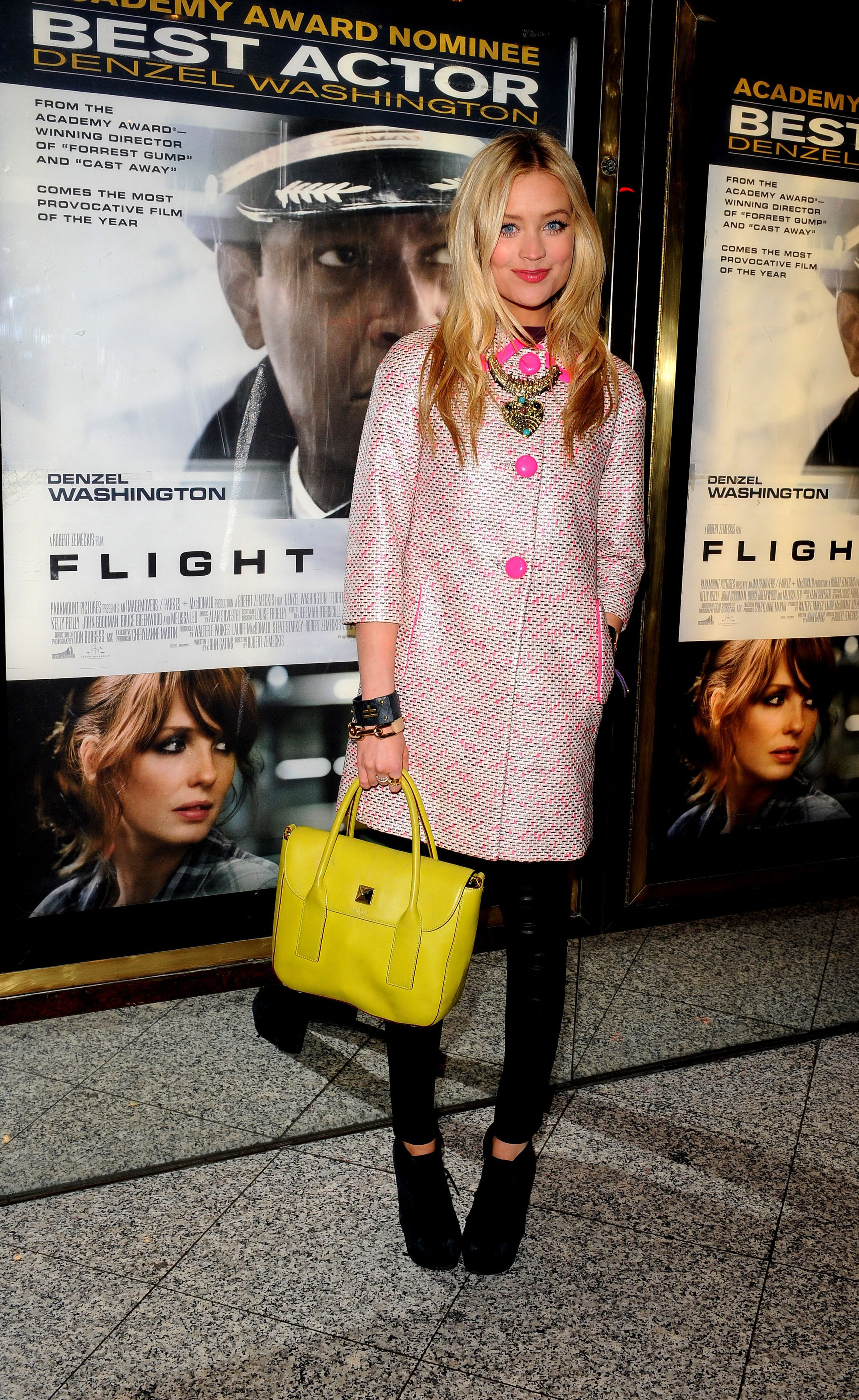 Flight Premiere - London