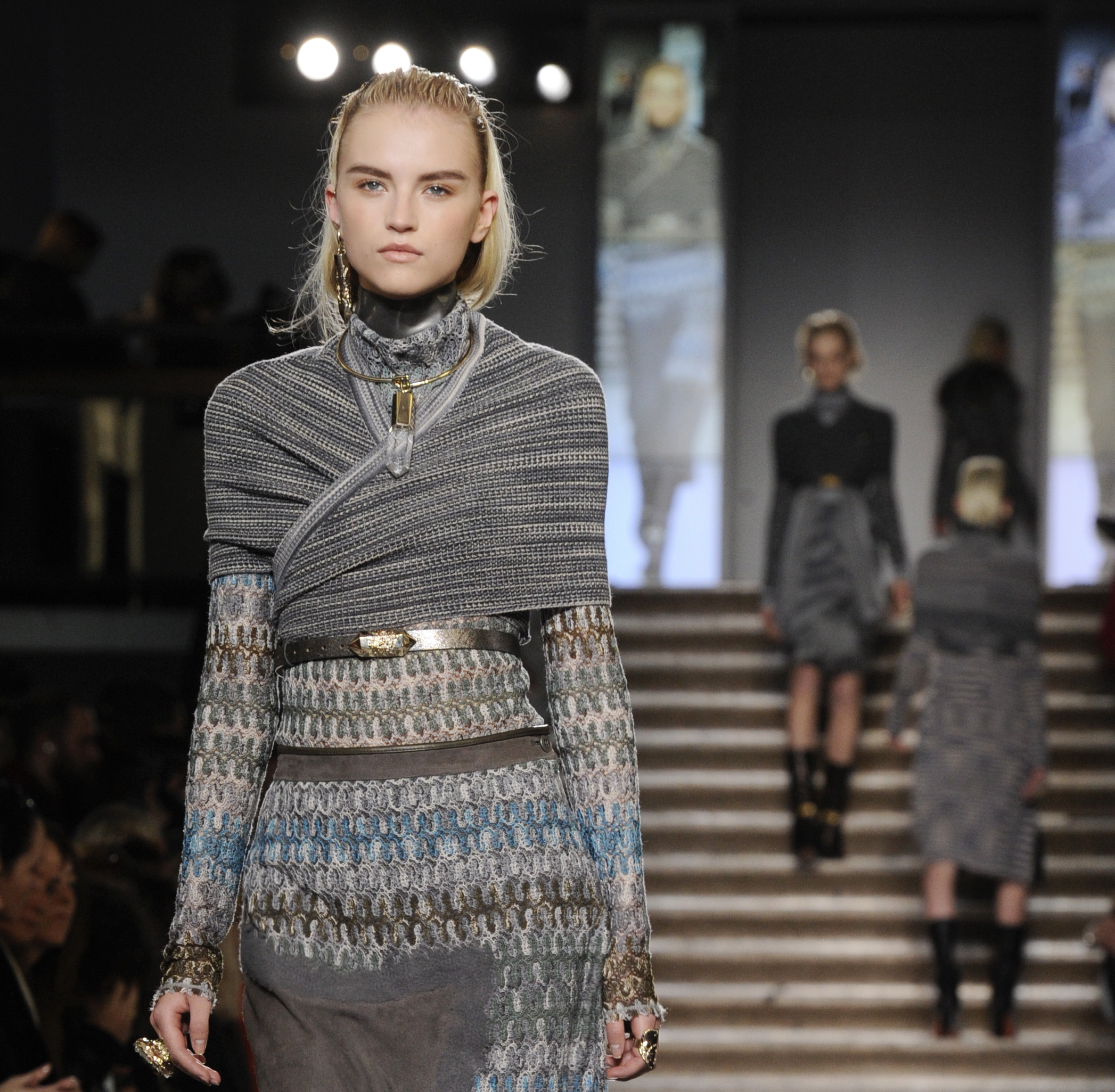 Missoni Catwalk - Milan Fashion Week
