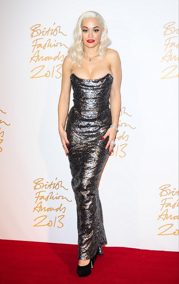 British Fashion Awards 2013 - London