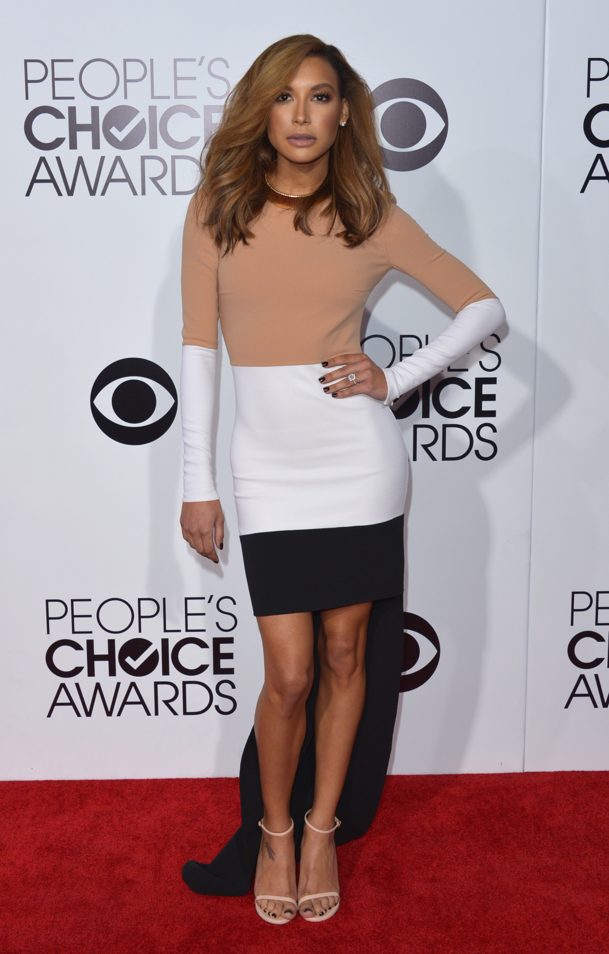 40th Annual People's Choice Awards - Arrivals - Los Angeles