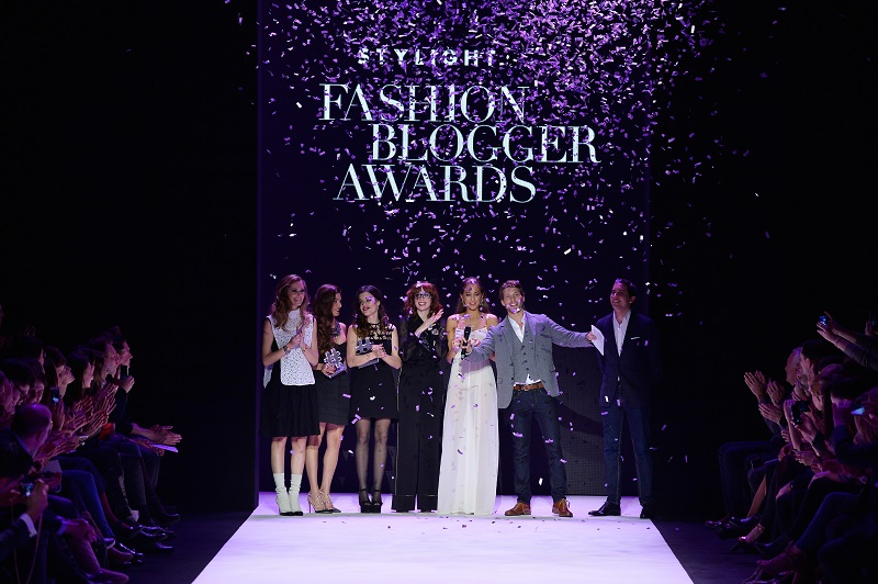 Stylight Fashion Blogger Awards - Mercedes-Benz Fashion Week Autumn/Winter 2014/15
