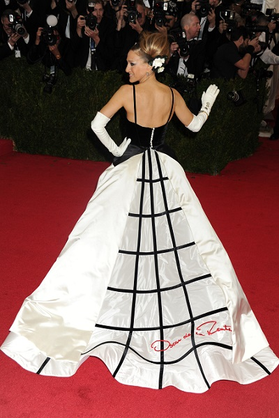 2014 Met Costume Institute Gala - New York