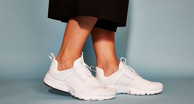 Nike Air Presto Womens White