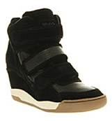 ALEX WEDGE SNEAKER