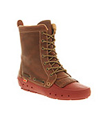 Mocks Mocks winter boot Garnet tan leather