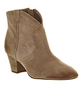 SPIRAL ANKLE BOOT
