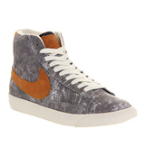 Nike Blazer mid Black blue tan exclusi...