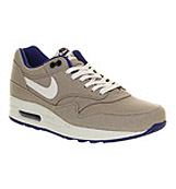 Nike Air max 1 Stone hyper blue white