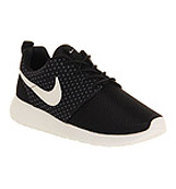 Nike Roshe run Black sail