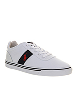Ralph lauren Hanford White navy red