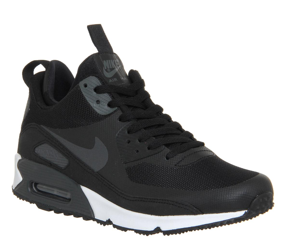 Nike Air Max 90 Sneakerboot Winter Waterproof Mens Size 9