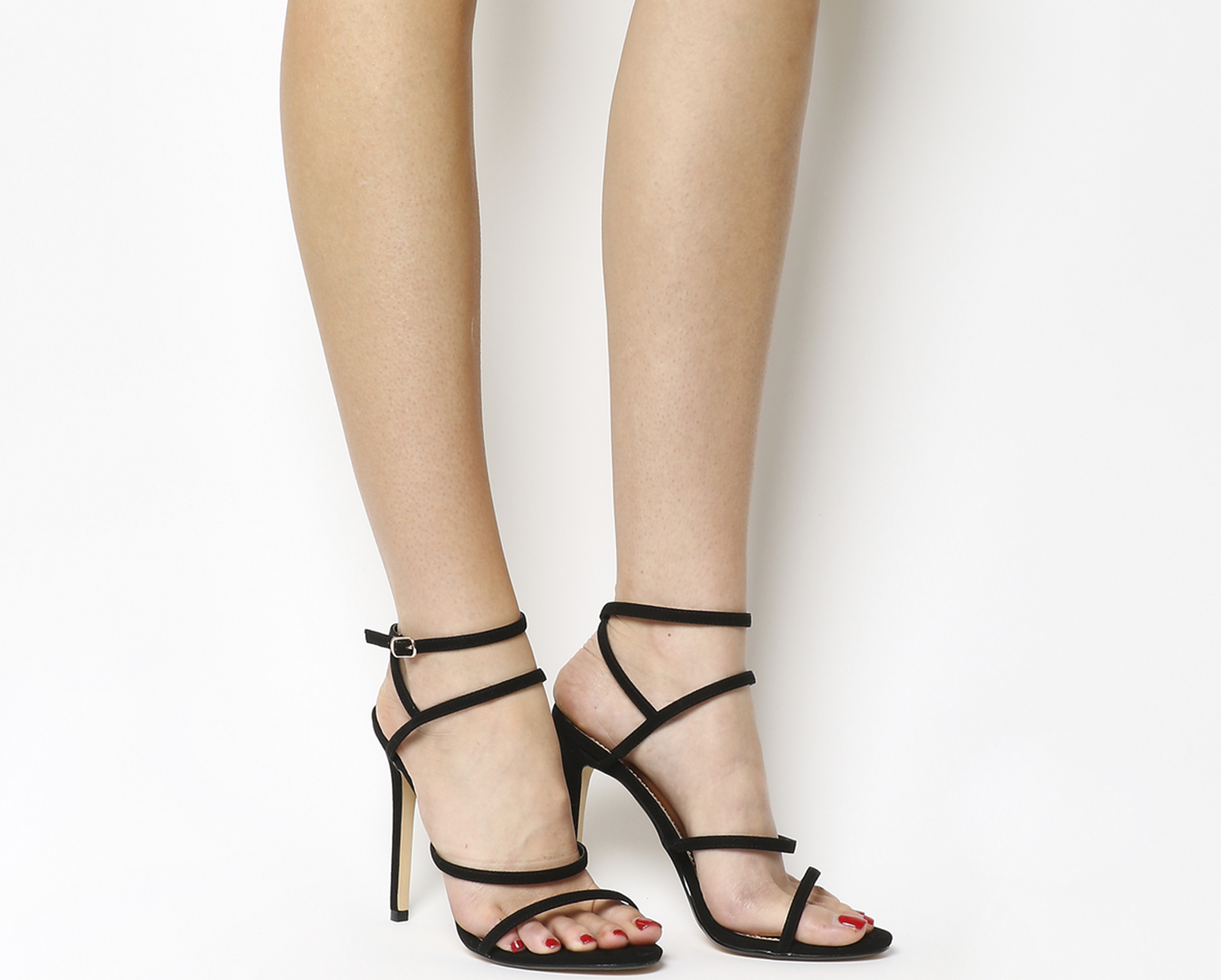 Halo Strappy Sandals